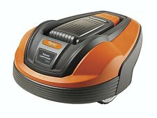 Flymo Lithium-ion Robotic Lawnmower 1200 R Self Charging Auto Grass Garden Care