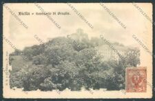 Biella Graglia cartolina ZT5685