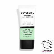 Covergirl TruBlend Base Business Skin Primer, Color Neutralizing 200 New green