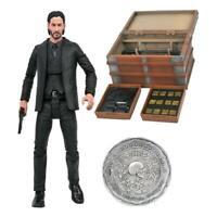 John Wick Deluxe Actionfigur Box Set 18 cm