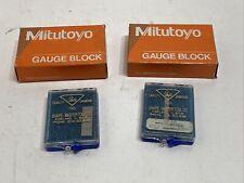 Mitutoyo Cera Block Ceramic Gage Blocks