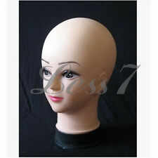 Mannequin Female Head Plastic Hat Sunglasses Wig Stand Display Stand L 글