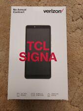 New listing Alcatel Tcl Signal 5004Spp Smartphone Black 16Gb Clean Unlocked Google Assistant