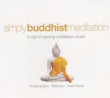 [NEW] 4CD: SIMPLY BUDDHIST MEDITATION