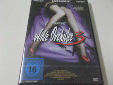 WILDE ORCHIDEE 3 - FSK16 DVD - NEU (DAVID DUCHOVNY BRIGITTE BAKO) 4260214043842