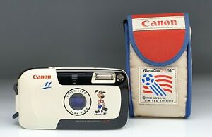 Canon 11 Limited Edition - First Mini