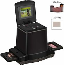 120 Stand Alone Film & Slide Scanner, Converts 6x9/6x8/6x7/6x6 and 6x4.5cm Films