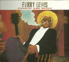 Furry Lewis - Fourth And Beal (CD)