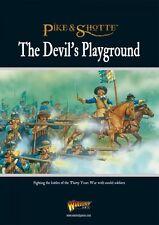 I DIAVOLI Playground-LUCCIO & shotte-WARLORD GAMES-trent' anni di guerra