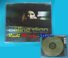 CD Singolo Celine Dion I Drove All Night COL 673560 2 EU 2003 SIGILLATO(S8)