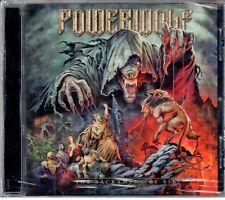 POWERWOLF - THE SACRAMENT OF SIN (2018) CD Jewel Case by Soyuz Music+FREE GIFT