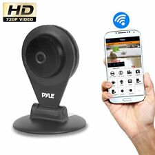 Sound Around Pyle PiPCAM High Definition Camera IP Camera, Black ()