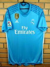 Real Madrid Goalkeeper Jersey 2016 Shirt AI5175 Soccer Football Adidas Trikot