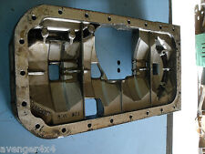 LAND ROVER DISCOVERY 200 TDI  ENGINE BLOCK LOWER LADDER FRAME UNIT HRC2171
