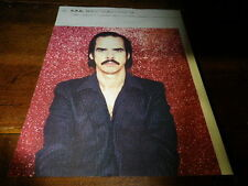NICK CAVE - Mini poster couleurs 2 !!!!!!!!!!!!!!!