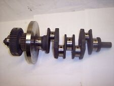 78 79 HONDA GL1000 GL 1000 GOLDWING MOTOR ENGINE MAIN CRANK SHAFT CRANKSHAFT