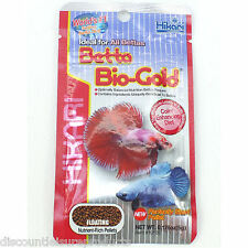 1 x 5G Hikari Betta Bio Gold Siamese Fighter Aquarium Fish Food