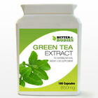 Strong Green Tea Extract 850mg Weight Loss Diet 120 - 180 Capsules Bottle Pills