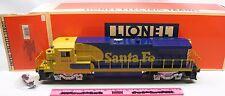 Lionel ~ 6-18212 Santa Fe Dash 8 40-B Diesel Engine (dummy)