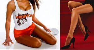 C Peavey Suntan Sexy Pantyhose Cross Dresser Drag Queen showgirl hooters sHEER