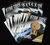 STAR TREK THE OFFICIAL STARSHIP COLLECTION BY EAGLEMOSS MAGAZINE ONLY FREE P&P