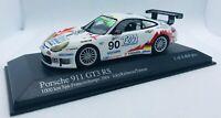 Minichamps 1/43 - Porsche 911 GT3RS T2M - 1000km Spa 04  430046980