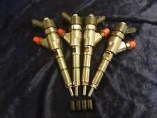 RECONDITION SET OF 4 CITROEN PEUGEOT 2.0 HDI BOSCH DIESEL INJECTOR 0445110076