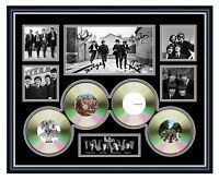 THE BEATLES REVOLVER ABBEY ROAD SIGNED PHOTO LIMITED EDITION FRAMED MEMORABILIA
