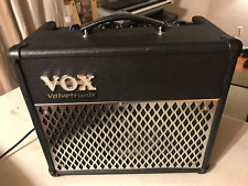 VOX AD15VT Valvetronix 15 Watt Tube Modeling Amplifier