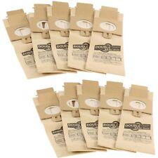 Hoover U3470 U3485 U3495 H20 Purepower Vacuum Cleaner Paper Dust Bags 10 Pack