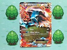 Pokemon - White Kyurem EX - 96/135 - BW Plasma Storm - Half Art