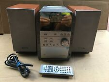 New listing Panasonic 5-disc Compact Stereo W/tape Deck