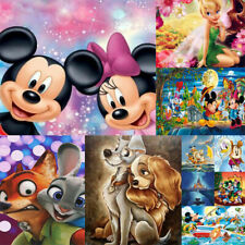 5D Diamond Painting Embroidery Cross Craft Stitch Pictures Cartoon Mural Decor