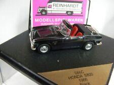 1/43 Vitesse Honda S800 1966 Cabrio schwarz 086C