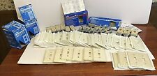 Leviton Lot of GFCI Outlets Toggle Switch Duplex Outlets Wall & Switchplates