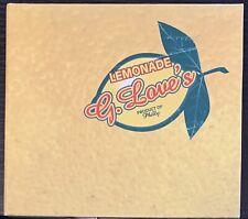 Lemonade [Digipak] by G. Love (Garrett Drew Dutton) (CD, Aug-2006, Brushfire)