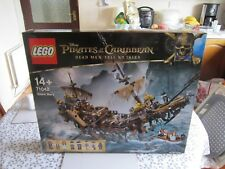 lego 71042 POTC silent mary, FIGURES HAVE BEEN REMOVED.
