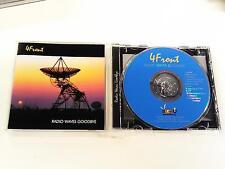 4FRONT RADIO WAVES GOODBYE CD 2001