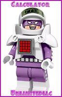 LEGO 71017 Batman Movie Minifigures Calculator new