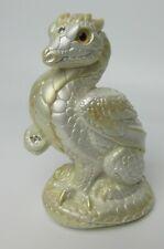 Windstone Editions White Mini Keeper Dragon 541-W in Original Box
