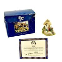 Lilliput Lane Thimble Cottage Vintage 1995 Ornament Brand New Boxed with Deeds