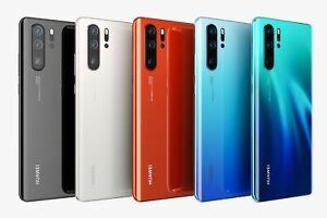 Huawei P30 Pro 128GB 8GB RAM VOG-L29 Dual SIM GSM Unlocked International Version