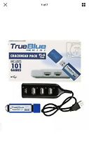 New ListingPetforu True Blue Mini Pack for Playstation Classic Crackhead Pack 64Gb