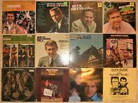 Buck Owens, 12 Vinyl Record Lot, All LP, 11 US 1st Pressing 1 Sealed Buckaroos