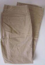 Cotton Blend Regular 10 32 Pants for Women