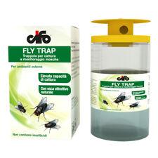 Fly Trap Cifo Trappola per Cattura e Monitoraggio Mosche