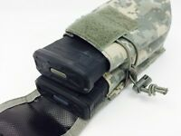New Tactical Tailor Waterproof  US Army Military Double Clip Mag Pouch Magazine