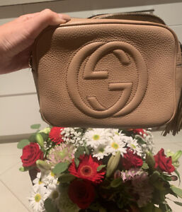 Gucci Soho Disco Crossbody, Great Condition