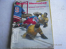 SPORTS ILLUSTRATED APRIL 8, 1968....THE MASTERS, STANLEY CUP HOCKEY