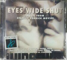 Eyes Wide Shut Cd Music From Stanley Kubrick Movies New